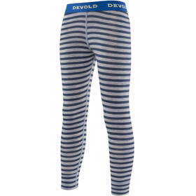 Devold Breeze Long Johns Kids Night Stripes